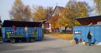 MV-Locherhof Foerderverein Altpapiersammlung