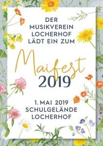 Maifest 2019 Plakat